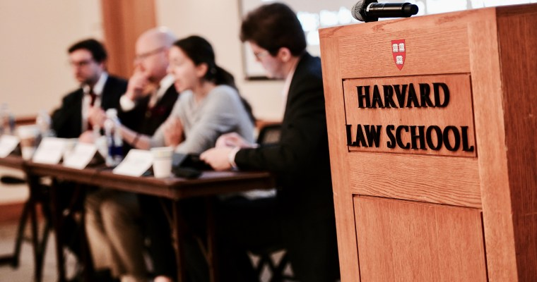 Harvard Law School, Brazil Legal Symposium – 8-12.4.2019