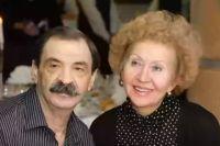 Ilya Oleynikov dan isterinya.