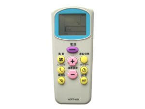 Air conditioner Universal Remote Control|ACET-02
