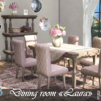 "Dining room ""Laura""."