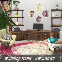 """Мебель для гостиной """"Laura""""."""