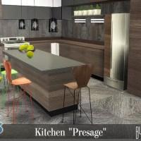 """Мебель для кухни """"Presage""""."""
