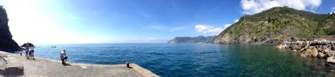 Vernazza's beauty, Cinque Terre, so amazing.
