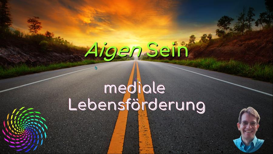 AigenSein Geschäftspräsentation, Bild 1