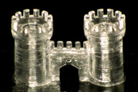 Tρισδιάστατα γυάλινα αντικείμενα εκτυπώθηκαν για πρώτη φορά