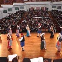 Μεγάλη παραδοσιακή μουσικοχορευτική εκδήλωση από τον Όμιλο Ελληνικών παραδοσιακών χορών Πανεπιστημίου Πατρών
