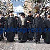 Πορεία διαμαρτυρίας δεκάδων ιερέων για το «Μακεδονικό»!