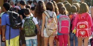 σχολικές τσάντες παιδιά
