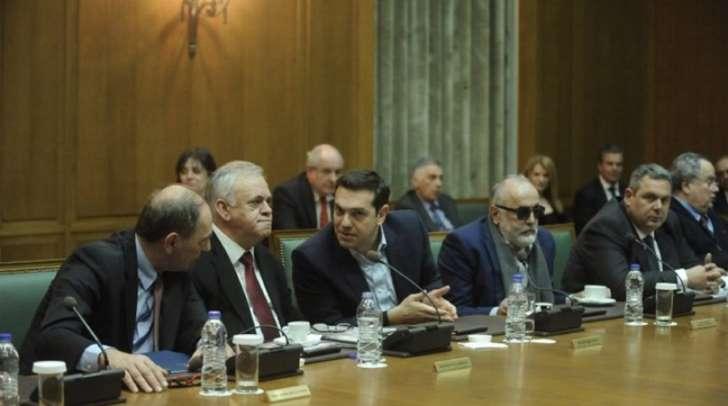 υπουργικό συμβούλιο
