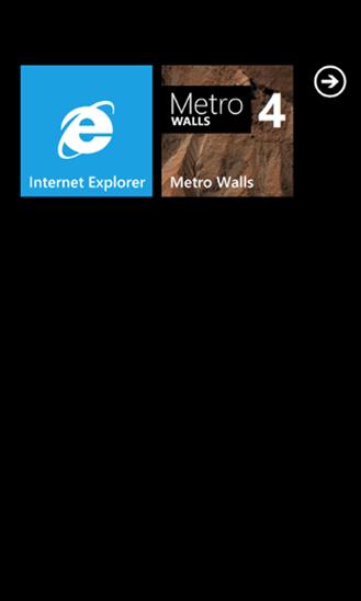 Pantalla Metro Walls