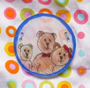 Boucle dor et les trois ours  Les aiguilles du hrisson