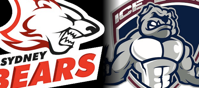 Bears vs Ice Dogs