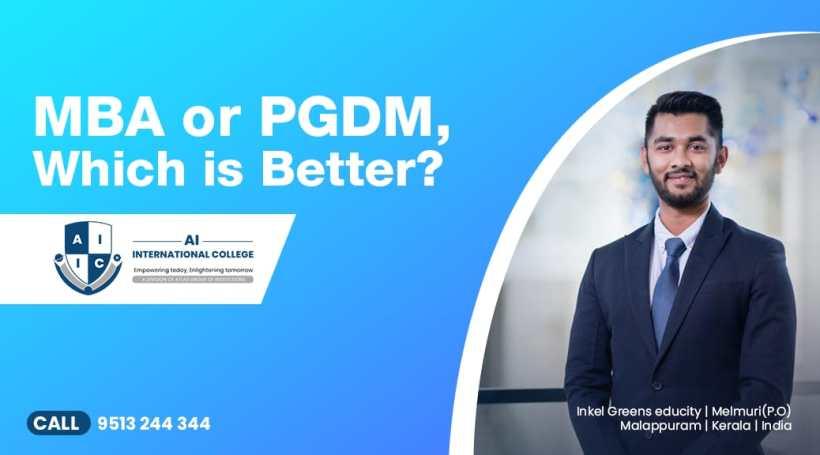 pgdm course in kerala