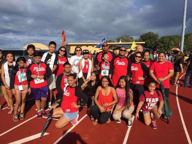 AIJMS 40th Special Olympics