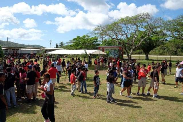 Mes Chamoru - FestPac 2016