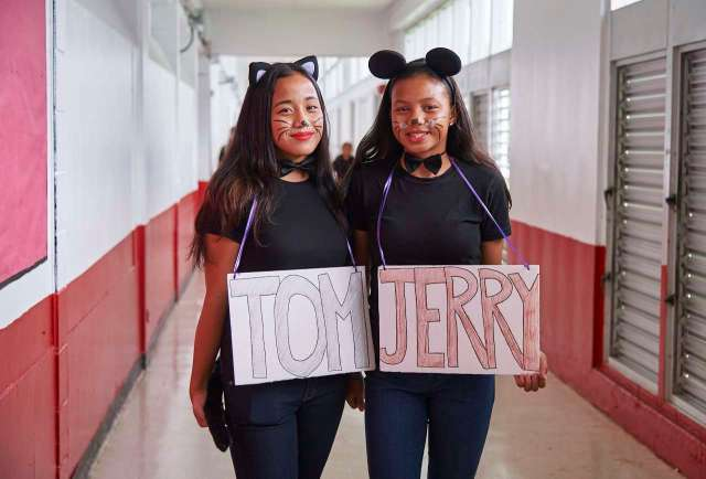 Spirt Day Pair-Up! Wednesday October 5th! at AIJMS!
