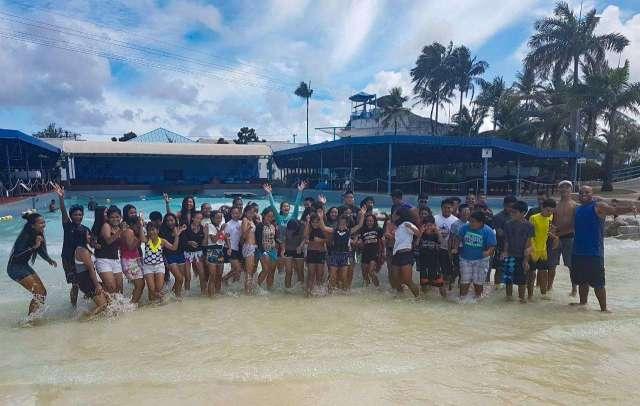 SCC/PBIS 3rd Quarter Reward Day! Onward Water Park!