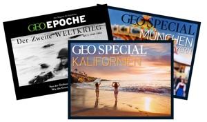GEO-Digital-Cover für die ich in der Schlussredaktion tätig war.