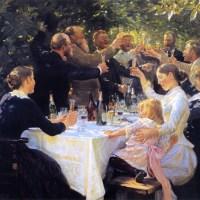 Peder Severin Krøyer: Ο Καλλιτέχνης και η Τρέλα