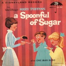a spoonful of sugar cover