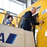 Así es el avión de C-3PO de All Nippon Airways (ANA)