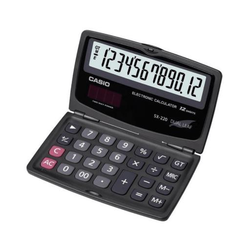 CASIO SX-220