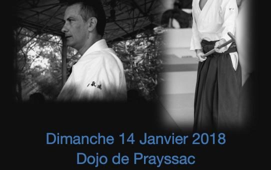 Stage club à Prayssac (46) 14-01-2017