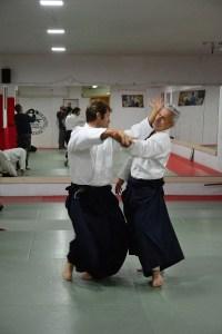 Aikido Beograd Seminar Pascal  02