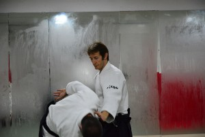 Aikido Beograd Seminar Pascal  16