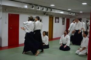 Aikido Beograd Seminar Pascal  17