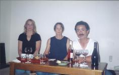 Shibata Sensei, Mary-Ann Shibata, Danielle Knab – Début années 2000