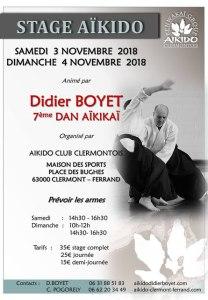 [:fr]Stage - 3 ~ 4 novembre '18 – Clermont-Ferrand [:en]Seminar - November 3rd & 4th '18 – Clermont-Ferrand [:]