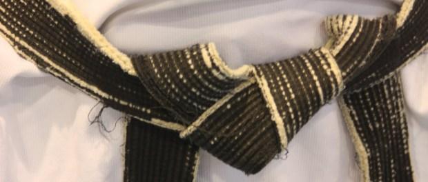 cinturón negro en Aikido