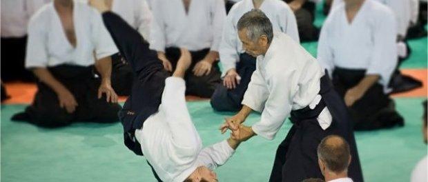 Técnica de ukemi