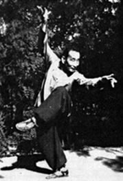 El método de trabajo en espiral es típico de varias artes marciales internas.