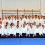 Seishokan Aikido Egyesület 15. évfordulós szeminárium
