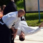 Aikido bemutató