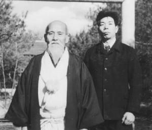 O sensei et Saito