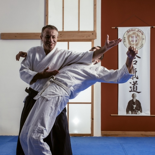 Aikido Demonstracija