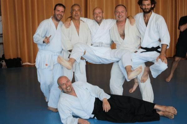 Aikido Aikikai San Vicente - Alicante - Exámenes Kyu 2014, Junio - !IMG-20140702-WA0004