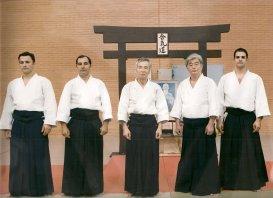 tamura-nobuyoshi-yamada-yoshimitsu-shihan-tomas-roberto-savid-sanchez-aikido-aetaiki-aikikai-madrid-2006