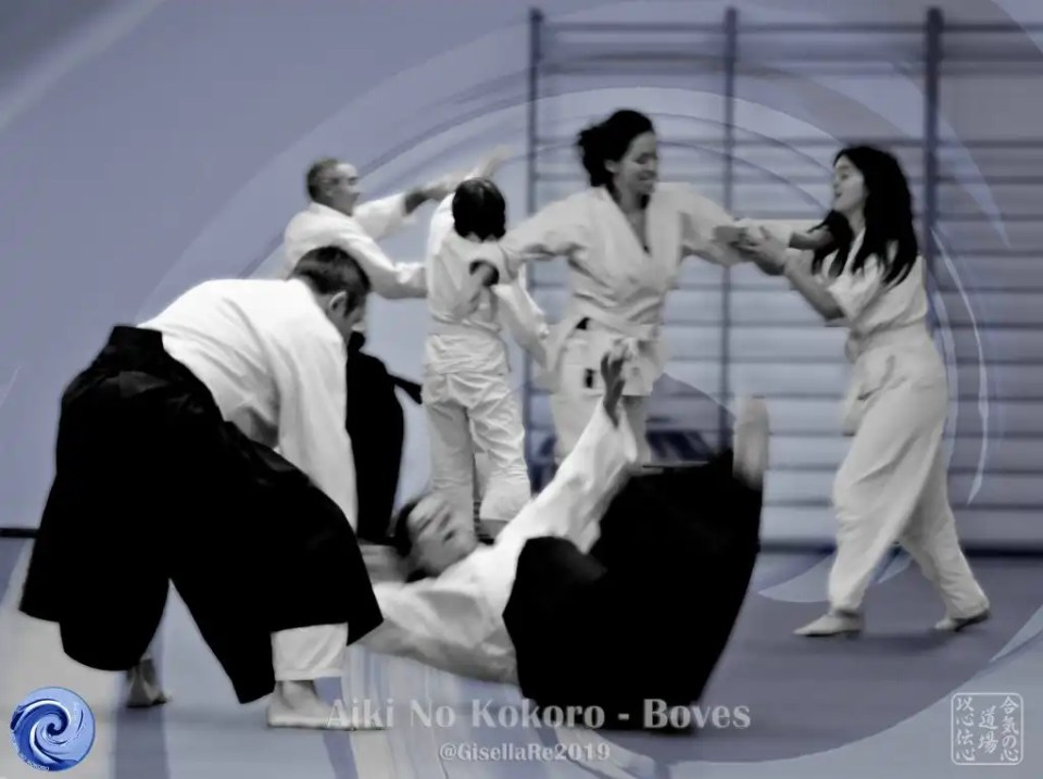 Aikido e libertà, Aikido Jiyu Waza, Aiki No Kokoro Boves, Scuola di Aikido Cuneo