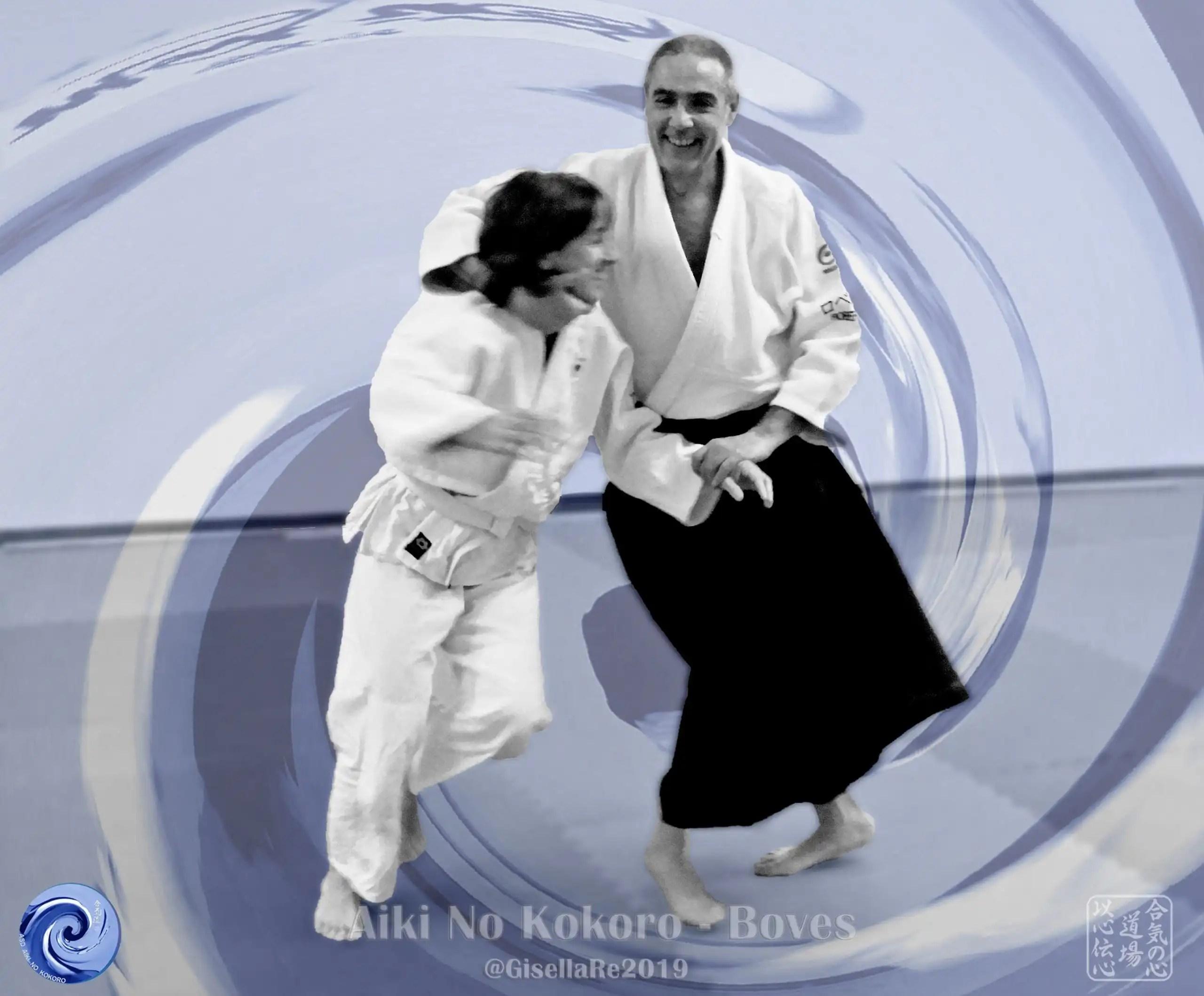 Aikido:praticare con gioia, Aiki No Kokoro Boves, Scuola di Aikido Cuneo
