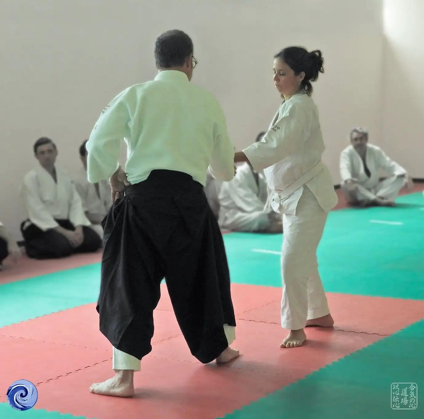 Aikido e maternità,Aiki No Kokoro Boves,Scuola di Aikido Cuneo