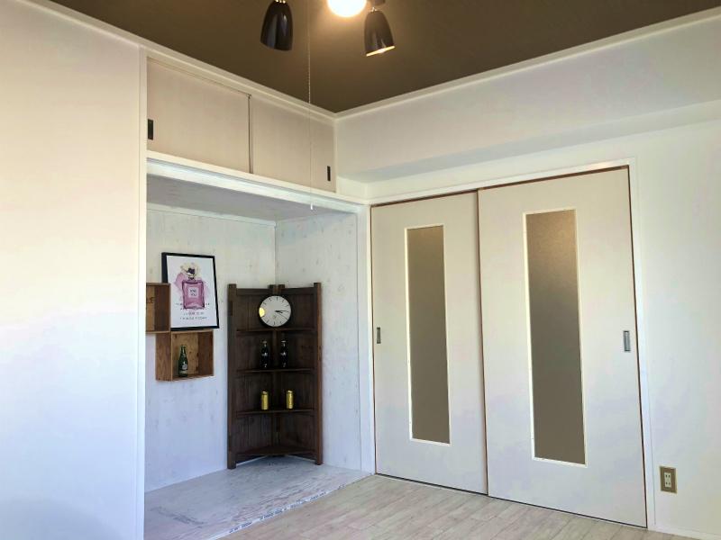 賃貸マンション 2DK 現空 角部屋×和室有×トレーニング×ハンモック 松山市生石町