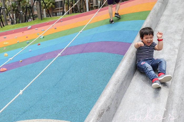 【桃園南崁】台茂公園兒童遊戲場~ 購物、美食、遊樂設施…大人小孩一次搞定!