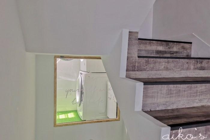 【老透天改造】30年透天省預算小撇步~OSB板+中空板改造老窗,打造網美長虹玻璃窗!