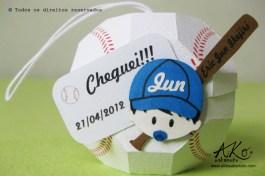 Bolinha de beisebol