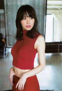 色気・セクシー担当の衛藤美彩