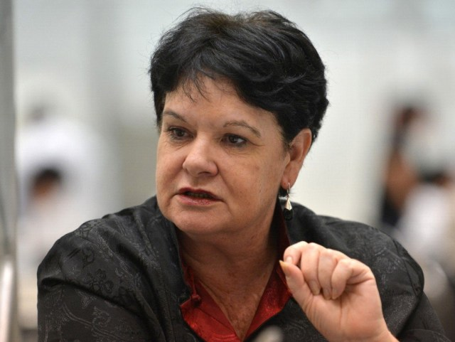 Sharan Burrow, Secretaria General CSI.